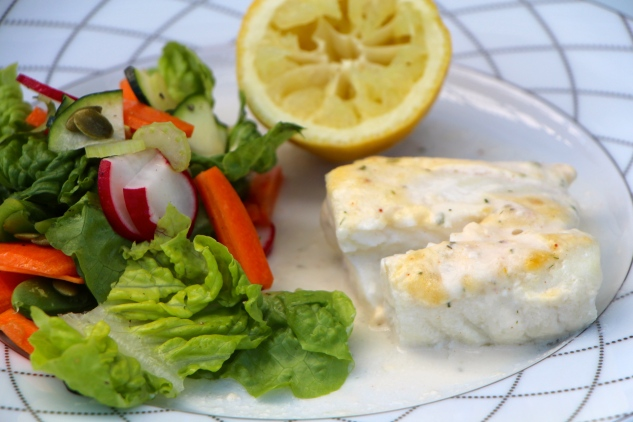 Norwegian cod